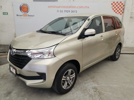 Toyota Avanza 1.5 Xle At 2017
