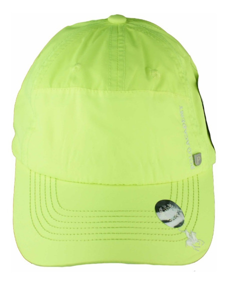 Gorra Polo Academy Tipo Dry Fit Adulto Poliéster Pc-016