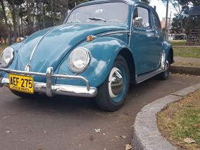 Volkswagen Escarabajo Modelo 1961 1300cc
