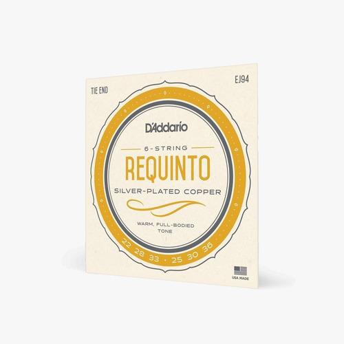 Encordado D Addario Requinto J94/ej94  22-36