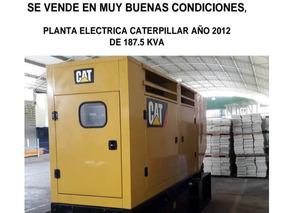 Planta Electrica 187 Kva A Toda Prueva, Capterpilar. Ultima.