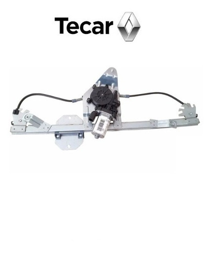 Maquina Vidro Diant. Dir. Renault  Logan Original 0225244984