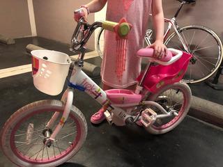 Bicicleta Trek Rodado 16 Nena Perfecto Estado