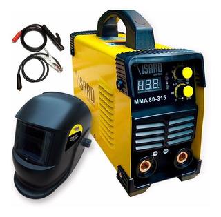 Soldadora Inverter Isard Mma 250 Amps + Mascara Fotosensible