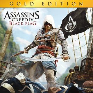 Assassins Creed 4 Black Flag Edicion Oro Ps3 Original