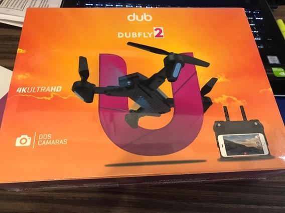 Drone Dubfly 2 + 2 Cam 4k + 2 Baterias