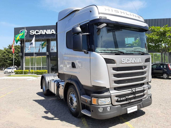 Scania R440 Highline A4x2 Ano 2019