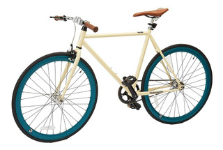 Bicicleta Retrospec 49cm Chica Color Crema Oferta!