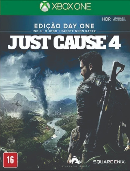 Just Cause 4 Complete Edition Xbox One Midia Digital