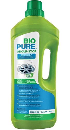 Imagen 1 de 6 de Tratamiento Contra Malos Olores - Odour Stop Biopure 1.5 Lit