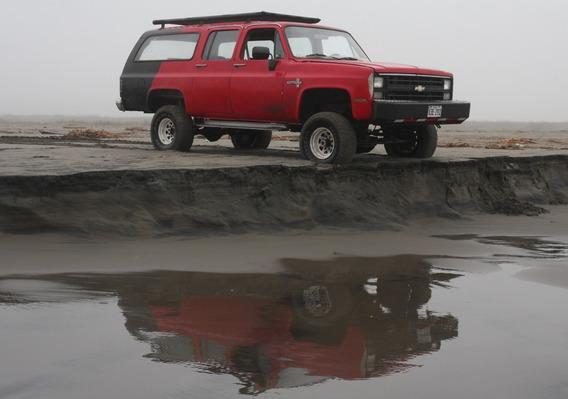 Chevrolet Suburban 1986 4x4