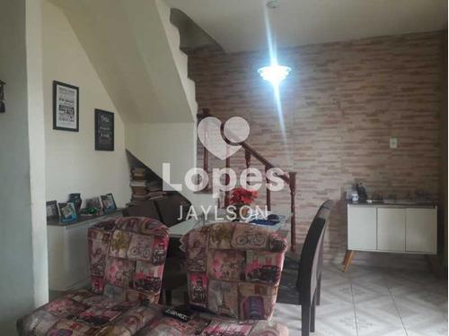 Imagem 1 de 15 de Apartamento Tipo Casa Em Vila - 04 Quartos - Cachambi - 583539