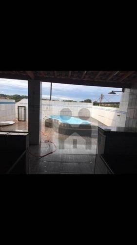 Casa Com 3 Dormitórios À Venda, 208 M² Por R$ 400.000 - Jardim José Sampaio Júnior - Ribeirão Preto/sp - Ca0930