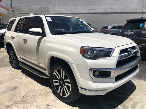 Toyota Runner 2017 Limited