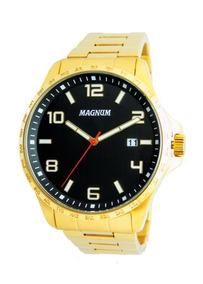 Relógio Magnum Masculino Dourado - Ma34450u