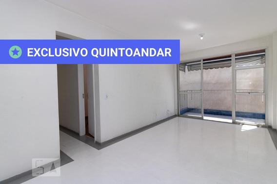 Apartamento No 1º Andar Com 2 Dormitórios E 1 Garagem - Id: 892944182 - 244182