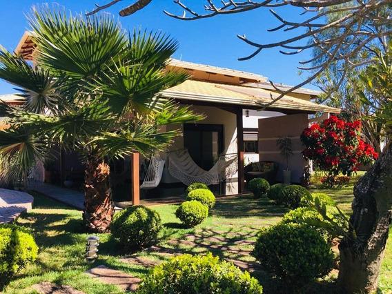 Casa À Venda Em Condômino Fazenda Solar - Diferenciada - Ibl830