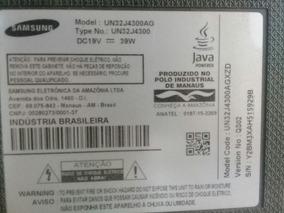 Flat Cable Da Tela Samsung Un32j4300 - Bn96-35954a