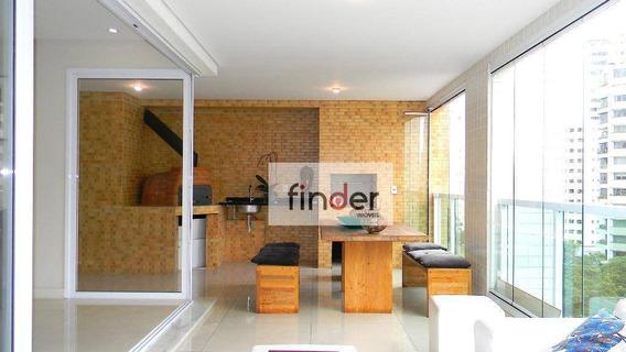 Apartamento Com Varanda Gourmet No Campo Belo! - Ap12623