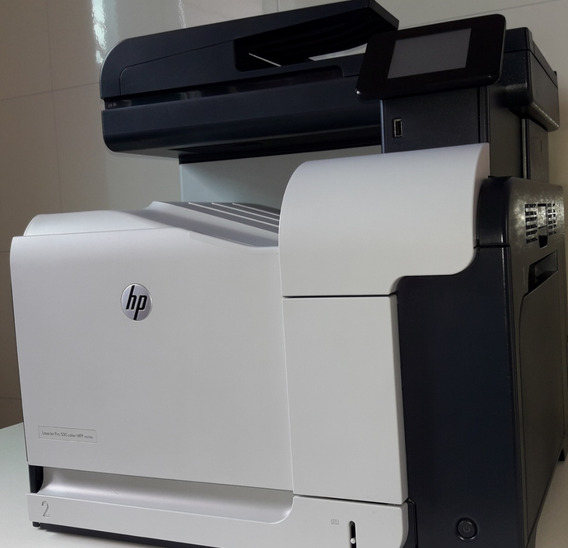 Hp Laserjet Color 500 Mfp M570dn