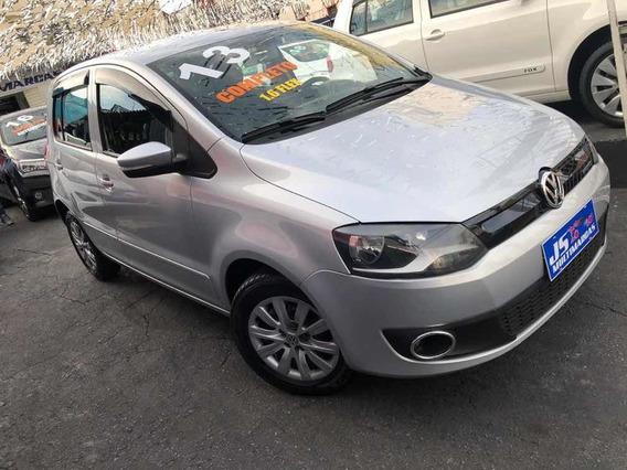 Volkswagen Fox 2013 1.6 Bluemotion Total Flex 5p