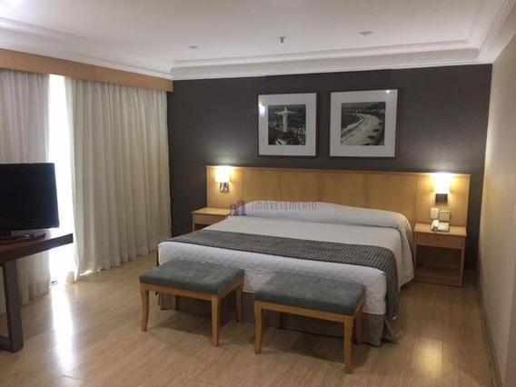 Flat Na Barra Da Tijuca Double Suite - Fl0006