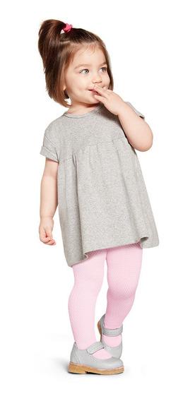 Meia Calça Bebê Infantil Lobinha Cute Fio 70