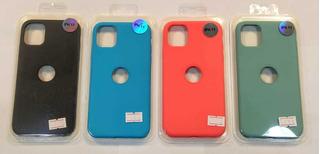 Funda Silicone Case Apple iPhone 11 - 11 Pro - 11 Pro Max