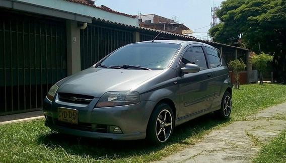 Chevrolet Aveo, 2008, Gti Aa, 1.6, 3 Puertas