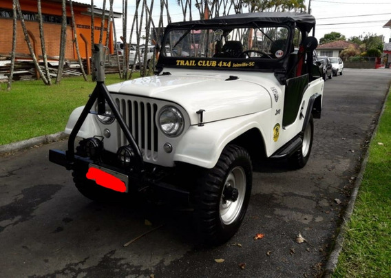 Jeep Willys 1964 (original)