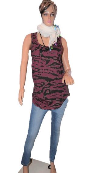 Maria Cher Musculosa Modelo San Antonio Bordo