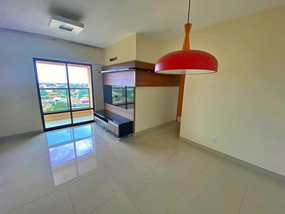 Apartamento Em Plano Diretor Sul, Palmas/to De 89m² 3 Quartos À Venda Por R$ 355.000,00 - Ap593502