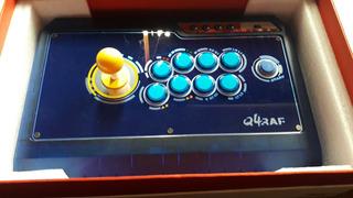 Qanba Q4raf Joystick Para Ps3, Ps4, Xbox 360, X One Y Pc,
