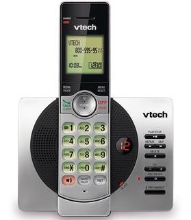 Telefono Inalambrico Vtech Altavoz Con Contestadora Plata Identificador