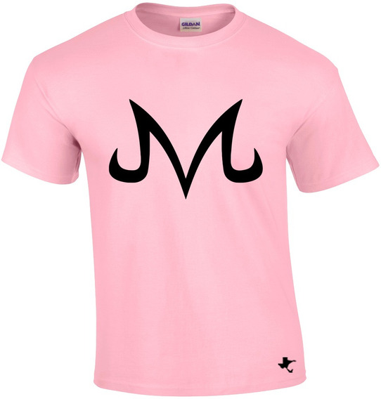 Playera Anime Dragon Ball M Majinboo By Tigre Texano Designs