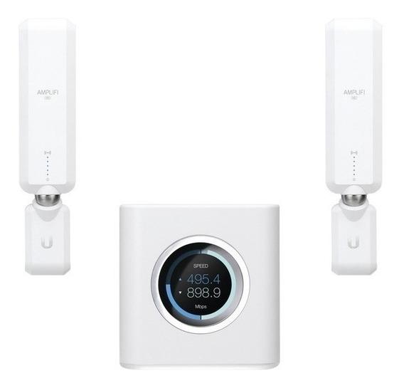 Sistema Wi-Fi mesh Ubiquiti Networks AmpliFi AFi-HD blanco
