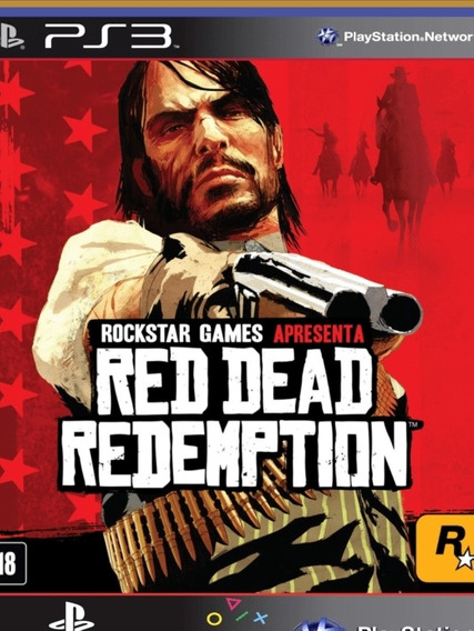 Ps3 Red Dead Redemption Midia Digital