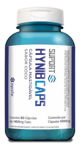 Hynib Caps - Inibidor De Apetite 60 Caps