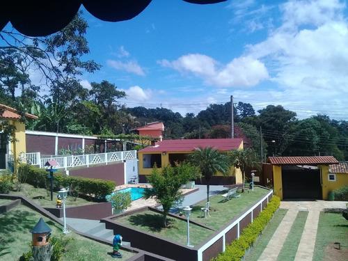 Chácara À Venda  Em Terra Preta - Mairiporã/sp - Aproveite E Compre Já A Sua! - 0151 - 34968910