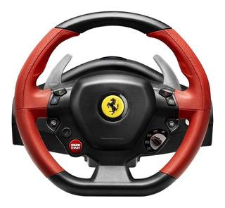 Volante Simulador Ferrari 458 Spider Racing Para Xbox One