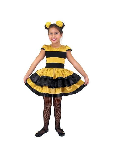 Fantasia Lol Queen Bee Infantil