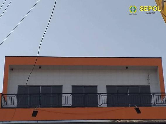 Salão Para Alugar, 300 M² Por R$ 3.500/mês - Cidade Centenário - São Paulo/sp - Sl0082