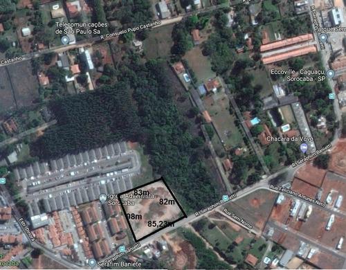 Área Residencial À Venda 7.500m2, Caguaçu, Sorocaba. - Ar0009