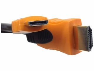 Cable Hdmi A Mini Hdmi (nscahdmini5) De 5m Nisuta 1.4 Lz