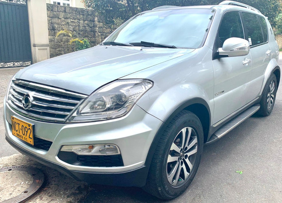 Ssangyong Rexton W Version 2.70 Xdi