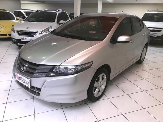Honda City Lx 2010 Fin. 100%
