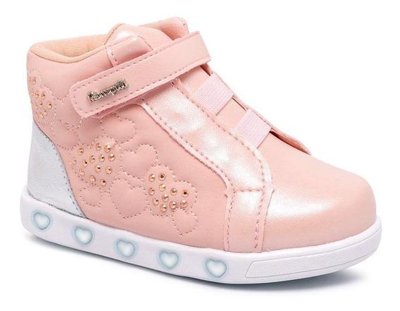 Tênis Pampili Sneaker Rosa 165093