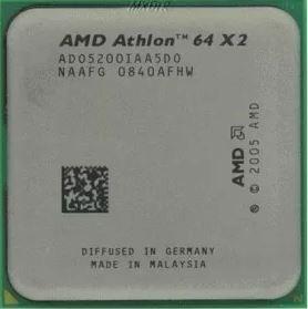 Processador Amd Athlon 64 X2 + Cooler