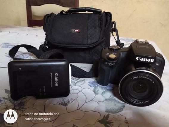 Camera Canon Sx50hs