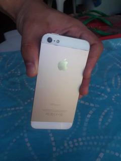 iPhone 5 Usado Tela Trincada 16 Gb